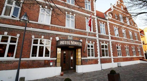 Hotel Næstved, Hotel Vinhuset